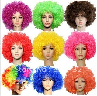2011New arrvial free shipping Halloween/Chtismas Party hair wigs