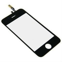 DHL Free Shipping, 20pcs per lot Lowest Price 3G Mobile Phone Digitizer Touch Screen for iPhone(China (Mainland))