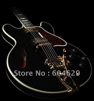 best Musical Instruments GUITAR Custom ES-355 jazz Electric Guitar with Fashion Guitar