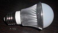 Promotion!!! 3*1W LED bulb;E27 base