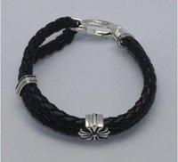 Free shipping by HK post! Wholesale crystal charm bracelet .fashion bracelet.925 sterling silver jewelry TH06