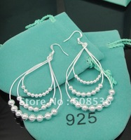 fashion jewelry,925 sterling silver earring, Brand New E183