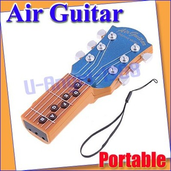 Gift idea Infrared Rhythm Inspire Music Air Guitar Pro Acoustic blue+Free shipping!