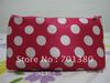 Free shipping!wholesale Beautiful Cosmetic Bag Makeup Bag(1000piece\lot)