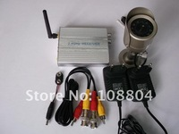 2.4G Wireless Night Vision Security Camera Kit