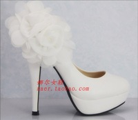 Fashion ladies shoes, high heel shoes, high thick root wedding shoes , free shipping