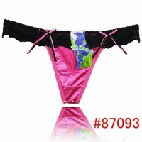 Free shipping,wholesale ladies g-string,sexy lace thongs,sexy lingerie,sexy briefs,t-back,sexy underwear,600pcs/lot,87093