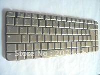 Coffee Backlit French Keyboard 9J.N0E82.A0F Nsk-H7A0F For HP Dv3500