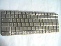 Coffee Backlit German Keyboard 9J.N0E82.A0G For HP Dv3500