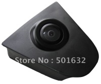 Freeshipping car front view camera for Honda with sony ccd chip