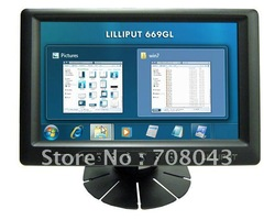 lilliput High Brightness 7 inch tft lcd hdmi touch monitor(China (Mainland))
