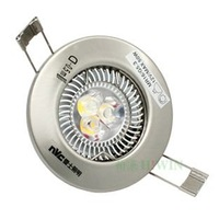 LED Spotlight / Ceiling NDL105 drawing 3W
