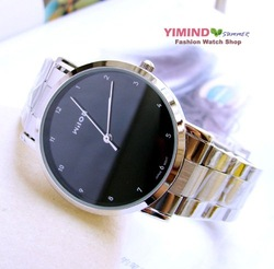 Wilon P004_MAN&LADY Ceramic Texture Watch for Present_Cool_FREE SHIPPING_wholesale&retail(China (Mainland))