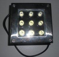 9w led underground light,DC12V input