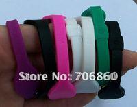 PB Bracelet Band Sports Silicone Wristband Health Energy Power Bracelet With Box 50pcs/lot