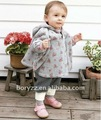 Hot wholesale!!! Free shipping Cotton/velour Comfortable Baby clothing baby's coat Baby Cloak