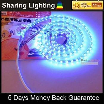 Free Shipping  [Sharing Lighting] 5050 Led Flexible Strip Waterproof 10M 220V Led Ribbon Light,Led Strip,5 Color Available Strip
