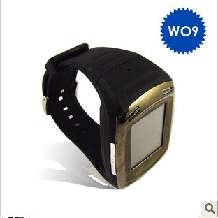Watch Phone   quad-band,bluetooth,2.0Mcamera,FM,mp3/MP4 watch cell phone wrist watch free shipping