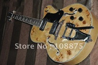 2011 New Arrival les custom ES-335 electric guitar 2 pickups best wooden