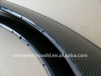 3K/12K/UD light carbon tubular rim 88mm
