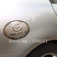 free shipping! MAZDA 3 stainless steel tank cover fuel tank cap auto gas cap