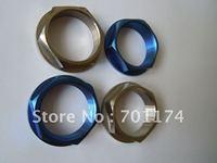 Sell Gr5 Titanium Front axle nut(6Al-4V titanium alloy)