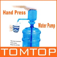 Bottled Drinking Hand Press Water Pump Dispenser,dropshipping freeshipping Wholesale