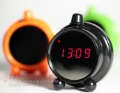 free shipping~! 3 Colors,LED Alarm Clock, Mirror, Creative Alarm Clock