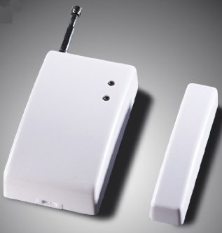 Wireless door sensor | Magnetism sensor | Door/window contact | intrusion detection