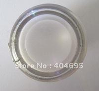 Free shipping 1w LED lights led Lamp / round 1W acrylic led ceiling light 10pcs
