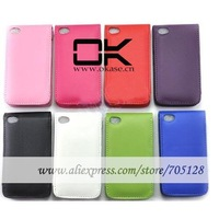 Free Shipping Case for iPod Touch 4, Leather Case for iPod Touch 4