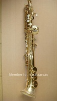 curved bell soprano saxophone