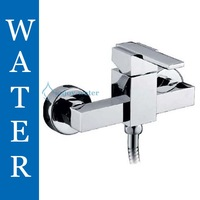 Modern Style Bathroom Bathtub Chrome Brass Bath Tub Shower Mixer Tap Faucet F166