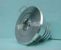 MR11 high power LED1 * 3W Ceiling Spotlight Showcase Light 220V 45mm hole TH03