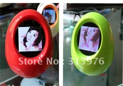 free shipping! best Tumbler 1.5 inches digital photo frame with electronic photo album calendar alarm clock 80pcs/lot(China (Mainland))
