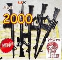 2011 New Arrival Novelty M16 Gun Pen / Ball Point Pen Best Gift For Kids Wholesale Lot OF 2000