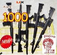 Wholesale1000pcs/lot2011 New Arrival Novelty M16 Gun Pen / Ball Point Pen Best Gift For Kids
