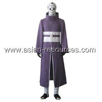 FreeShipping New Cheap Cosplay Costume Wholesale/Retail Naruto Uchiha Madara Rinnegan Halloween Cheap