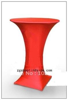 Spandex table cover /Lycra table cloth/lycra tablecloth/Spandex tablecloth