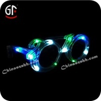 Hot Sale Flashing Led Sunglasses.