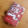 FREE SHIPPING Chinese Dragon-Credit card name holders bag ,business promotion gifts,Genuine leather card case