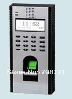 F708 Black and White Screen Fingerprint Access Control fingerprin =2200USB HOST