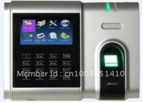 X628-C TFT 3.0 Screen inch Fingerprint RFID Time Attendance USB fingerprint=3000