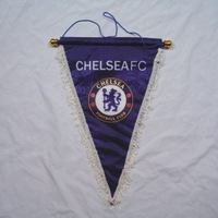 Товары для занятий футболом Chelsea fc scarf / blue and white alternate with neckerchief dropshipping