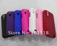 50pcs/lot Free shipping Newest Rubber Hard Case Cover for MOTOROLA XT865 Droid Bionic