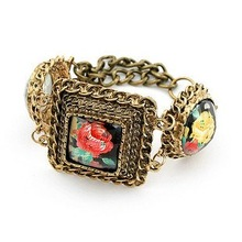 Hot ! Free shipping ! factory  price ,high quality! fashion jewelry  wholesale friendship bracelets(China (Mainland))