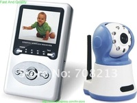 Wireless Baby Monitor, 2.4GHz wireless baby monitor,two-way speak,hot selling