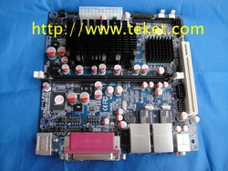 Intel Mini-ITX Board D945GSEAB with Atom N270 and 945GSE,Thin Client in the Banking System Application, 6 Serial Port(RS232)(China (Mainland))