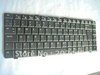 UK Layout Black Color Laptop Keyboard AEAT8TPE116 For HP DV6000