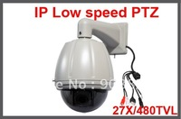 IP Low speed PTZ